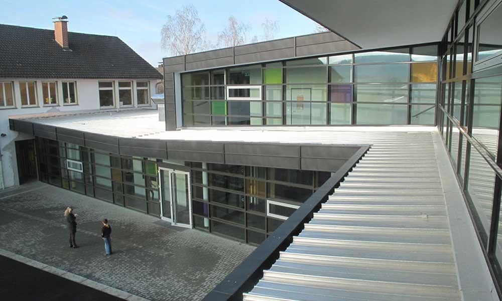 Grundschule in Waldsolms