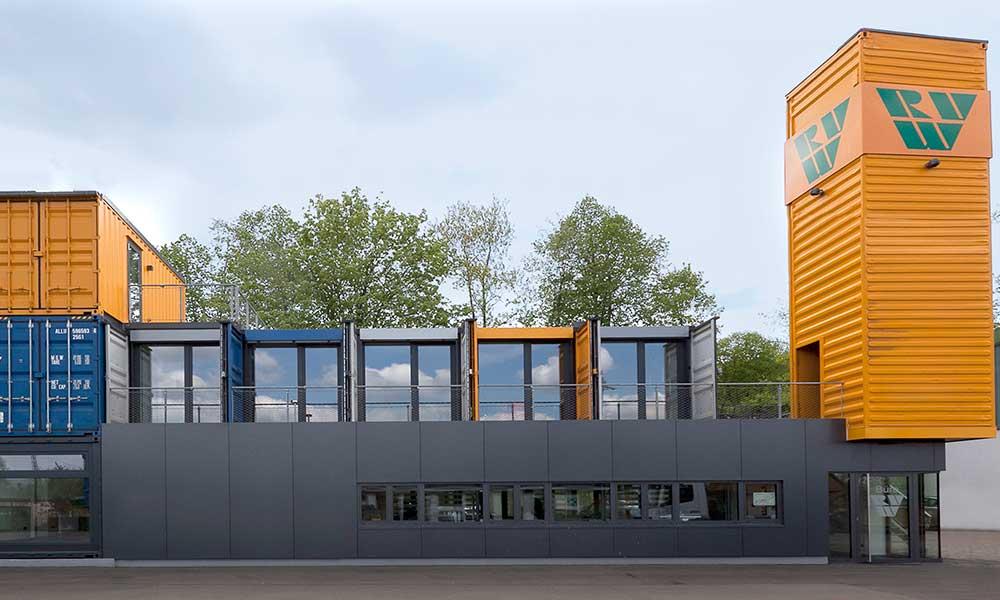 Bürogebäude in Wetzlar