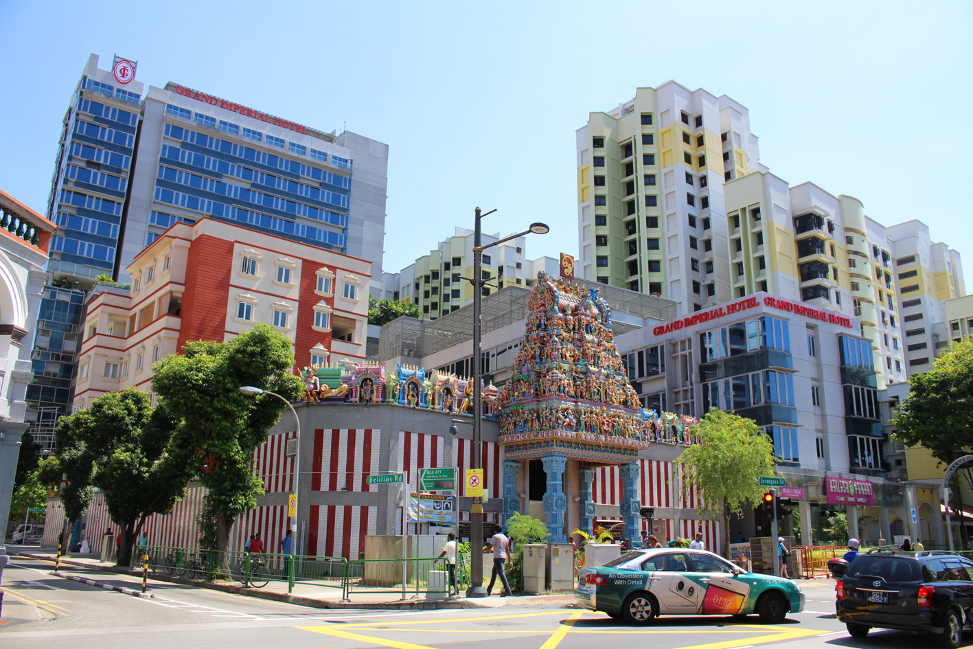 Hindu Temple Downtown